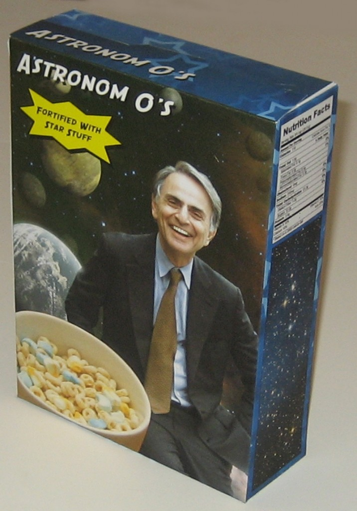 Science Meets Art Meets&#8230; Cereal?